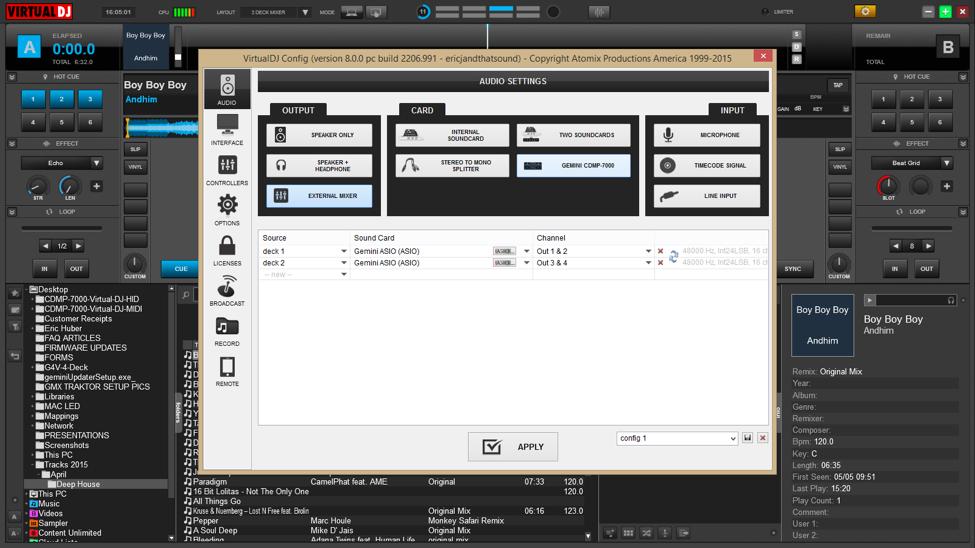 Asio sound driver virtual dj free download